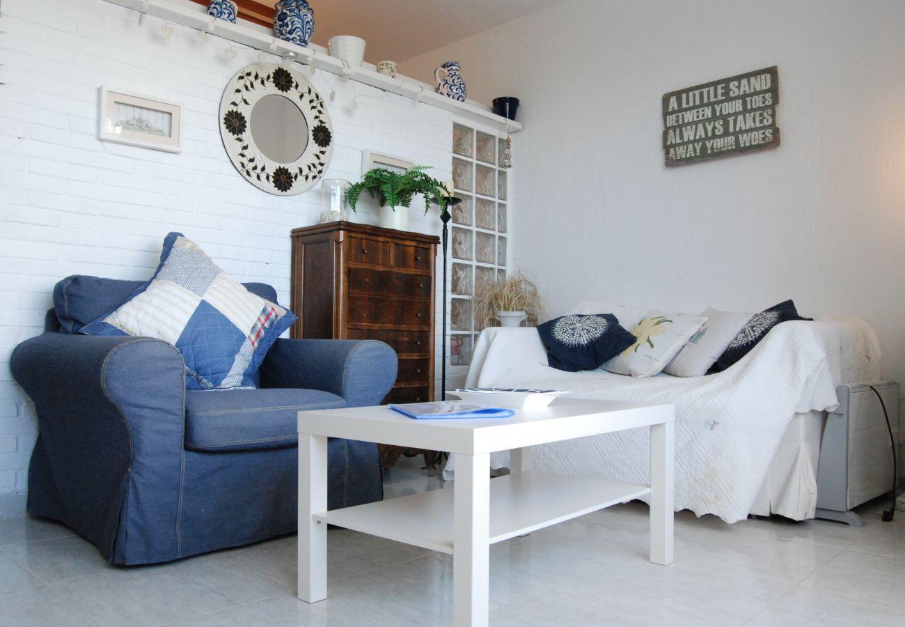 Studio in Nerja - Carabeo 15 Studios Casasol