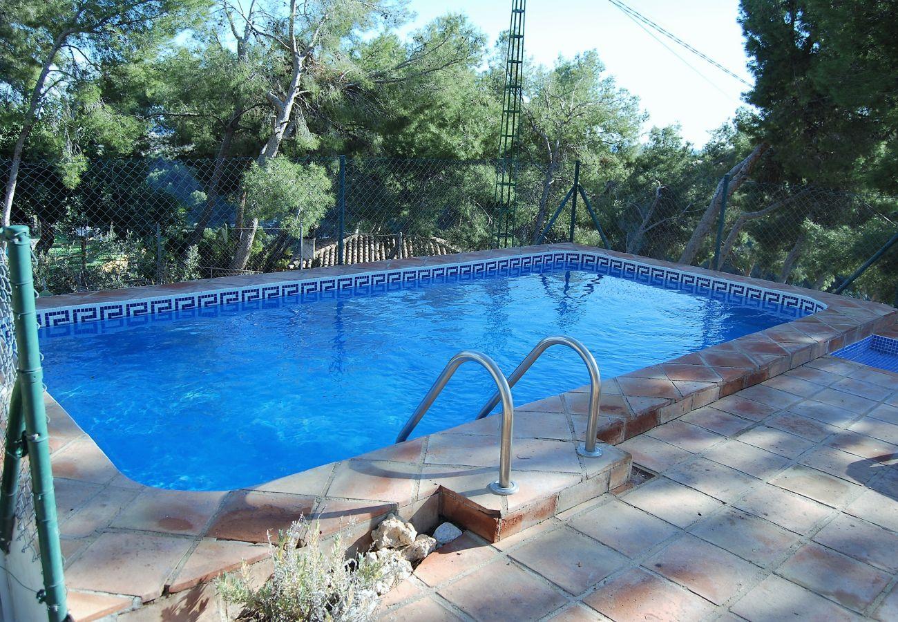 Landhaus in Frigiliana - Los Olivos Country Villas Casasol