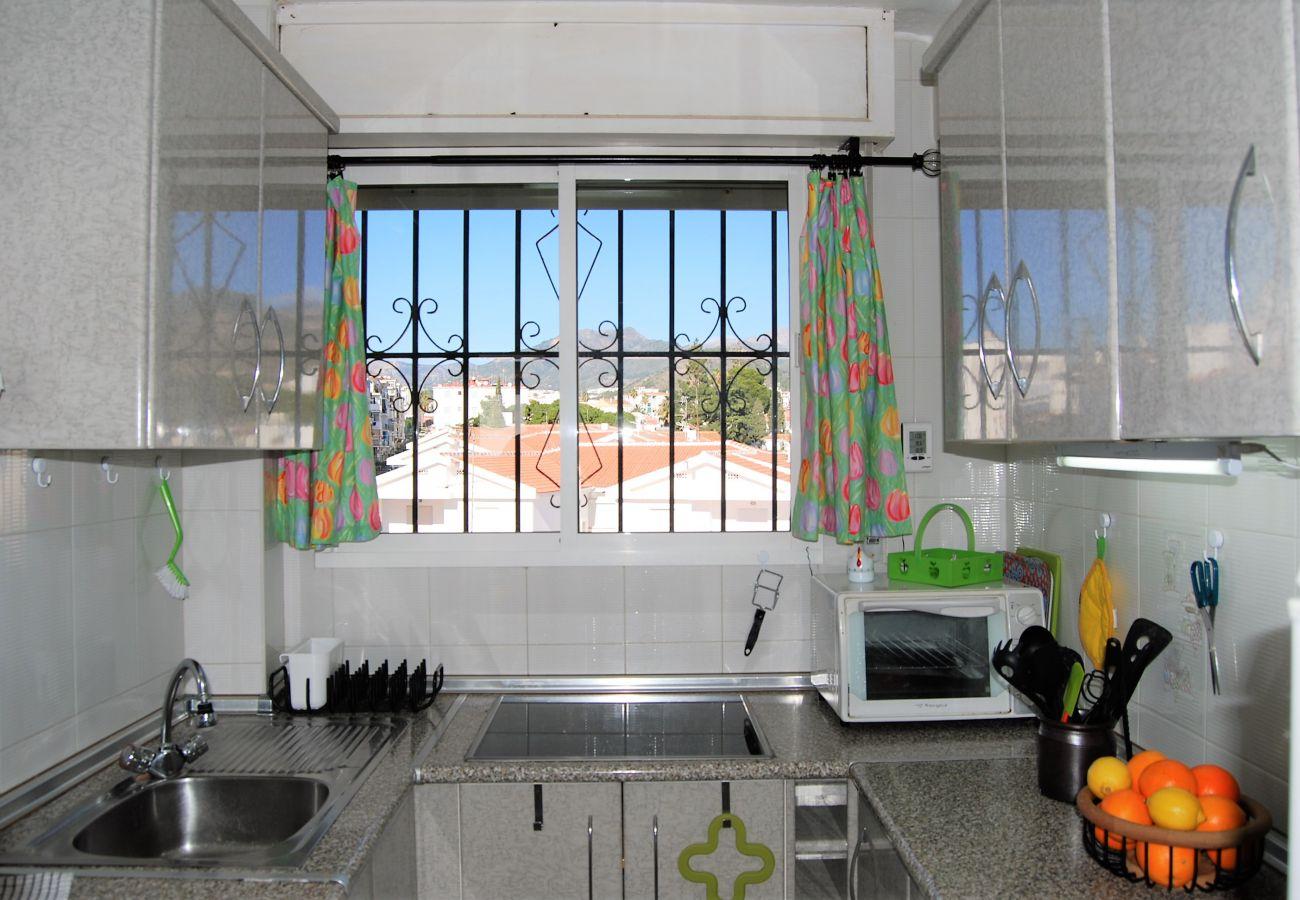 Ferienwohnung in Nerja - Coronado 124 Apartments Casasol
