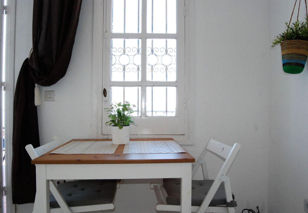 Ferienwohnung in Nerja - Los Cipreses 23 Apartments Casasol