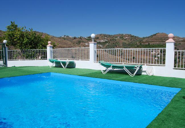 Landhaus in Torrox - El Manzano Country Casasol