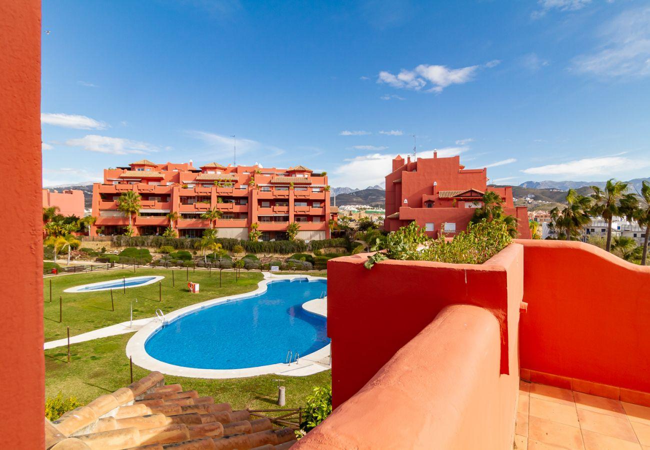 Ferienwohnung in Torrox Costa - Penthouse Luxury Faro Casasol
