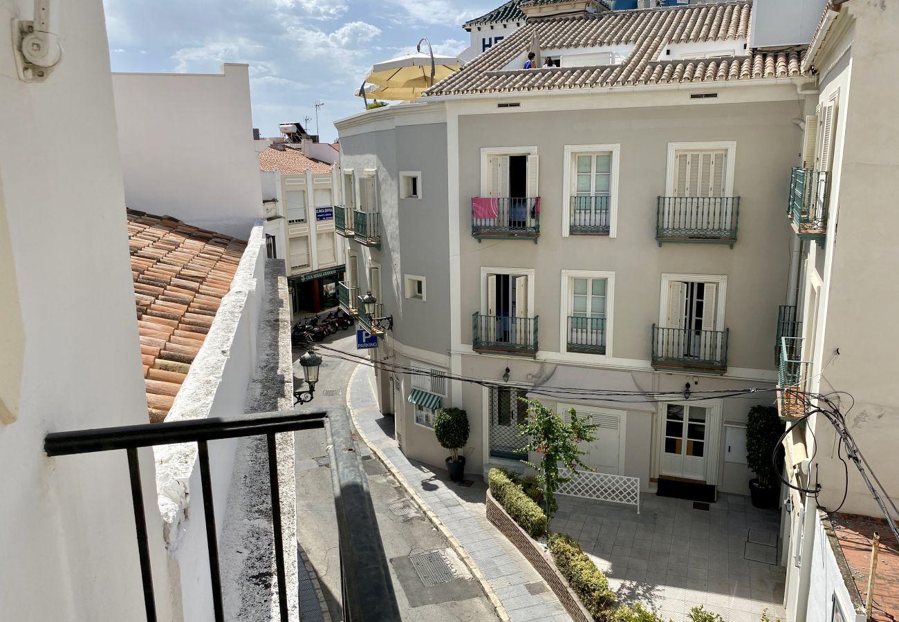 Ferienwohnung in Nerja - Apartamento Plaza Cavana