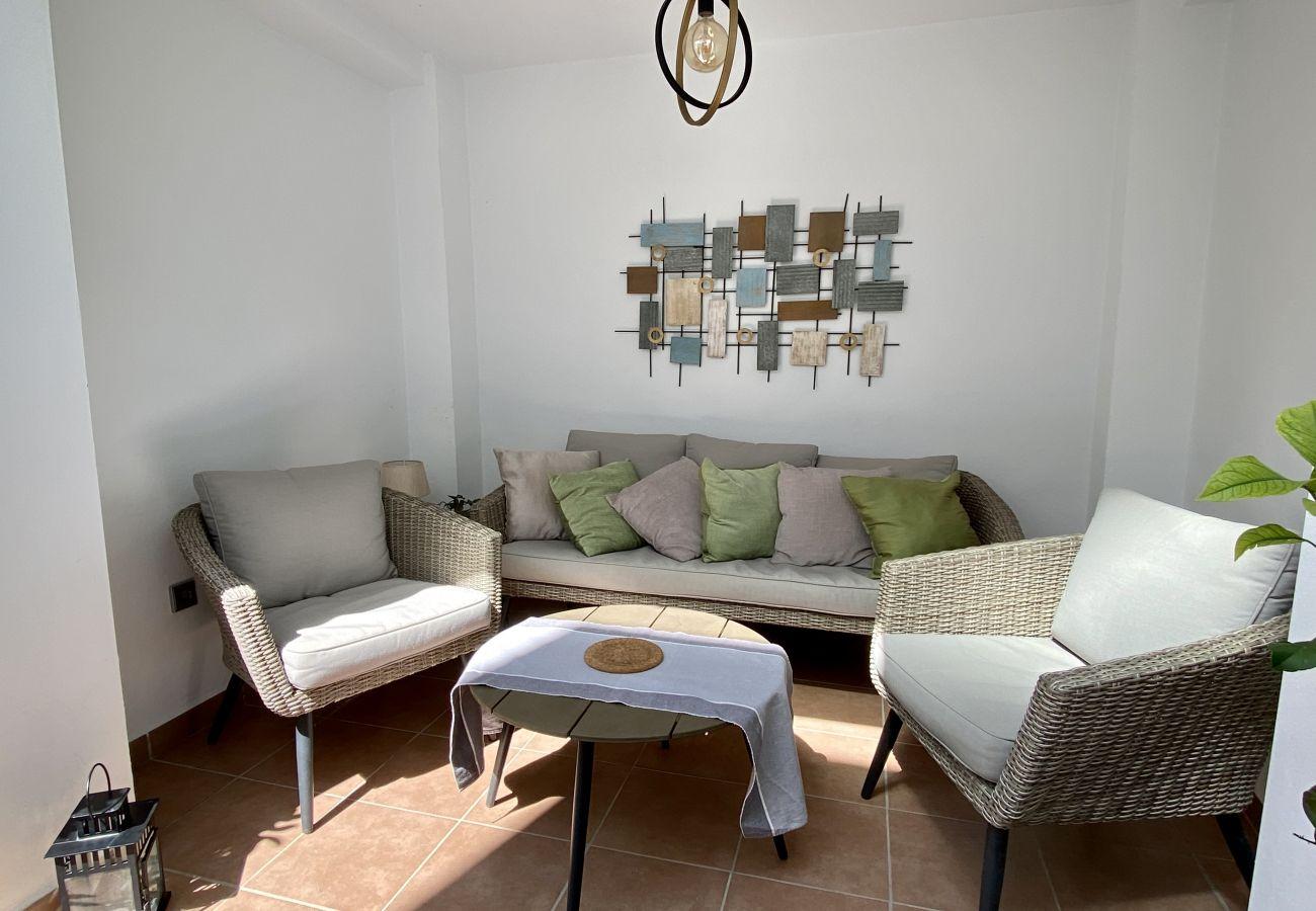 Ferienhaus in Nerja - Casa Animas Casasol Centro