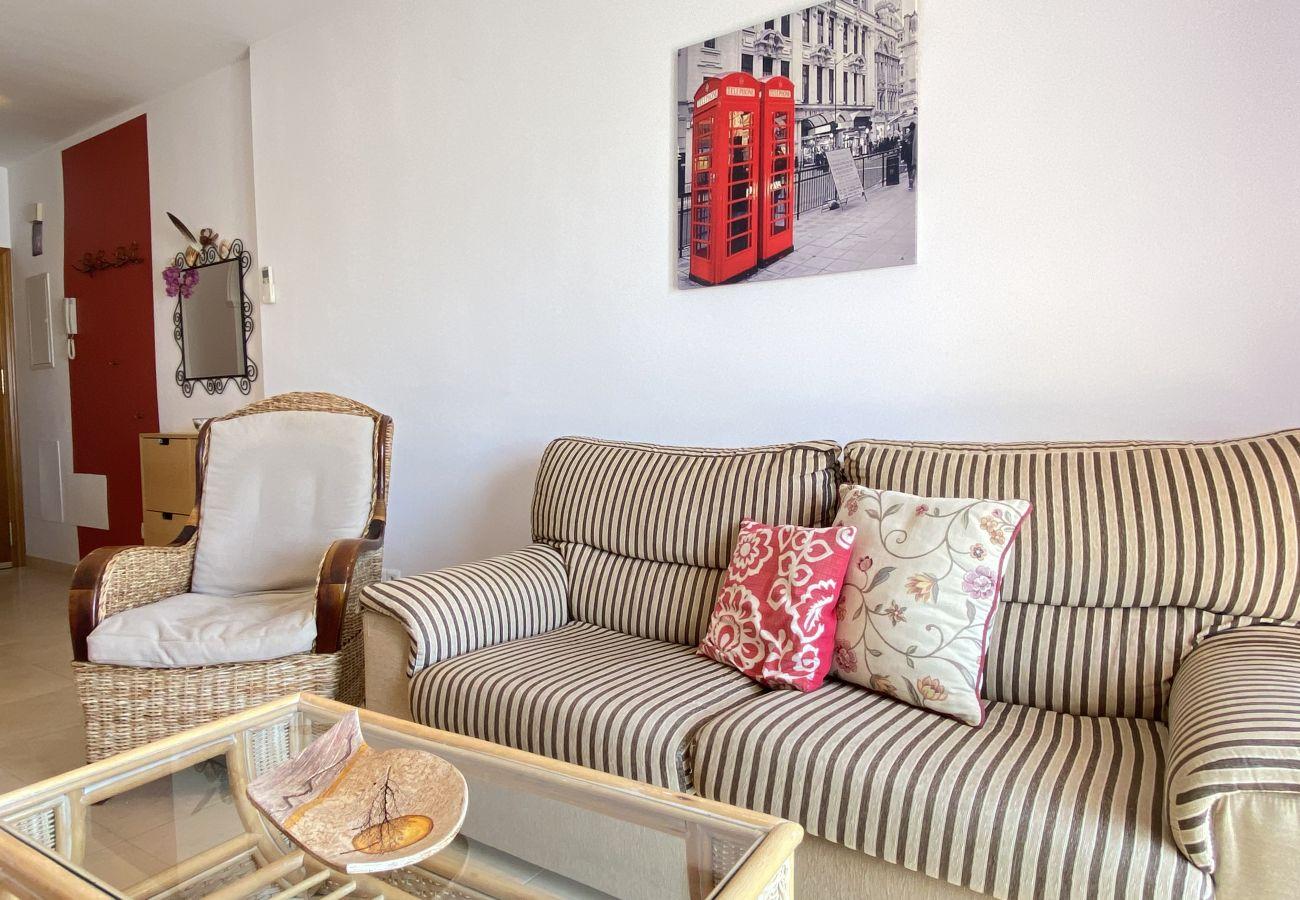 Ferienwohnung in Nerja - Chimenea Pinar Apartments Casasol